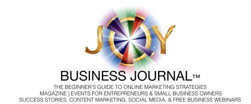JOY BUSINESS JOURNAL Business Startup Checklist